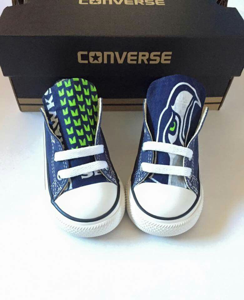 3ebb5d1ea Seahawks toddler converse shoes  ) www.wildroseshop.com