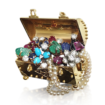 7cce3fd9bc4 Comeback of the Brooch: 12 Stylish Ways to Wear It | jewelry | How ...