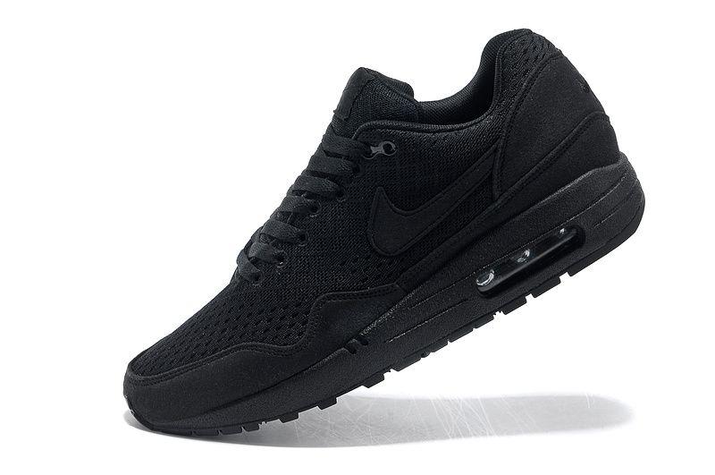 Women Nike Air Max 87 Shoes Black Hot Sale