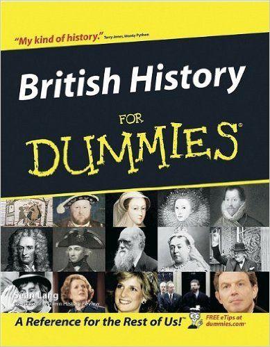 British History For Dummies Pdf