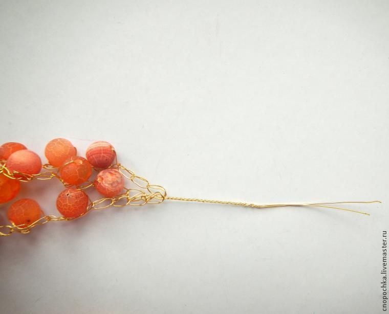"""Делаем браслет """"Яркие краски осени"""" - Ярмарка Мастеров - ручная работа, handmade"""