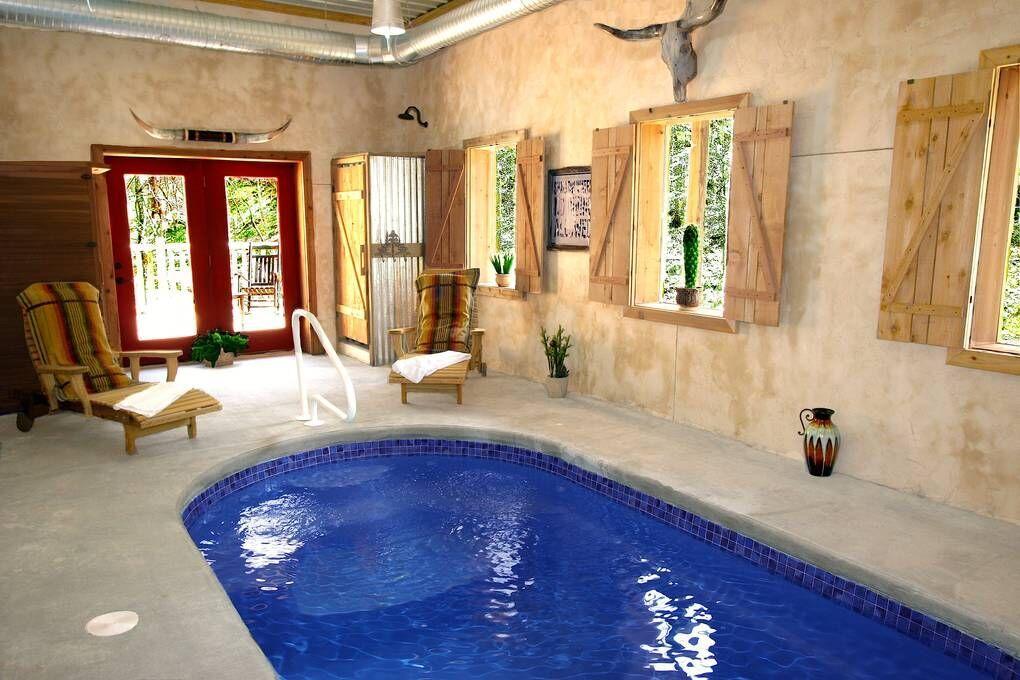 The Watering Hole 1 Bedroom Cabin Rental in 2020