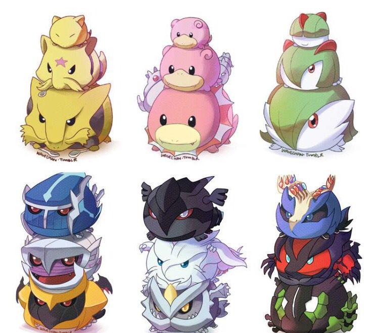 More cute pokemon