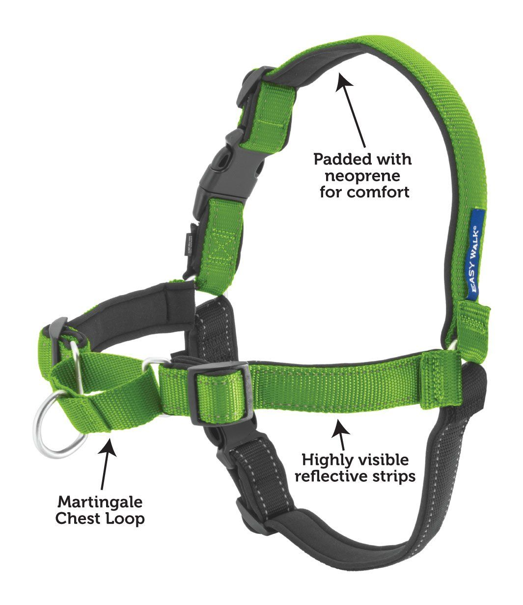 Petsafe Deluxe Easy Walk Harness Large Apple Green You Can Get More Details By Clicking On The Image Note Amazon Affilia Easy Walk Harness Harness Walking