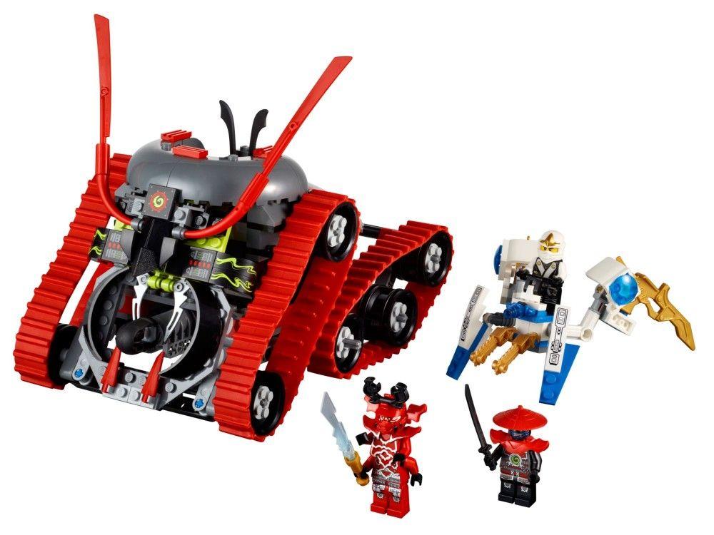 Lego Nouveau Autocollant pour Set 70750 Ninjago Ninja