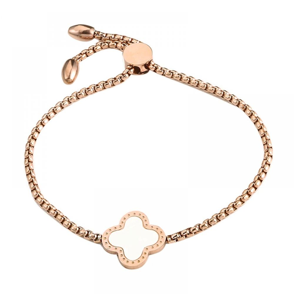 fd2f90db36c Stainless Steel Rose Gold Bracelet for Women Price: 9.95 & FREE Shipping  #hashtag1