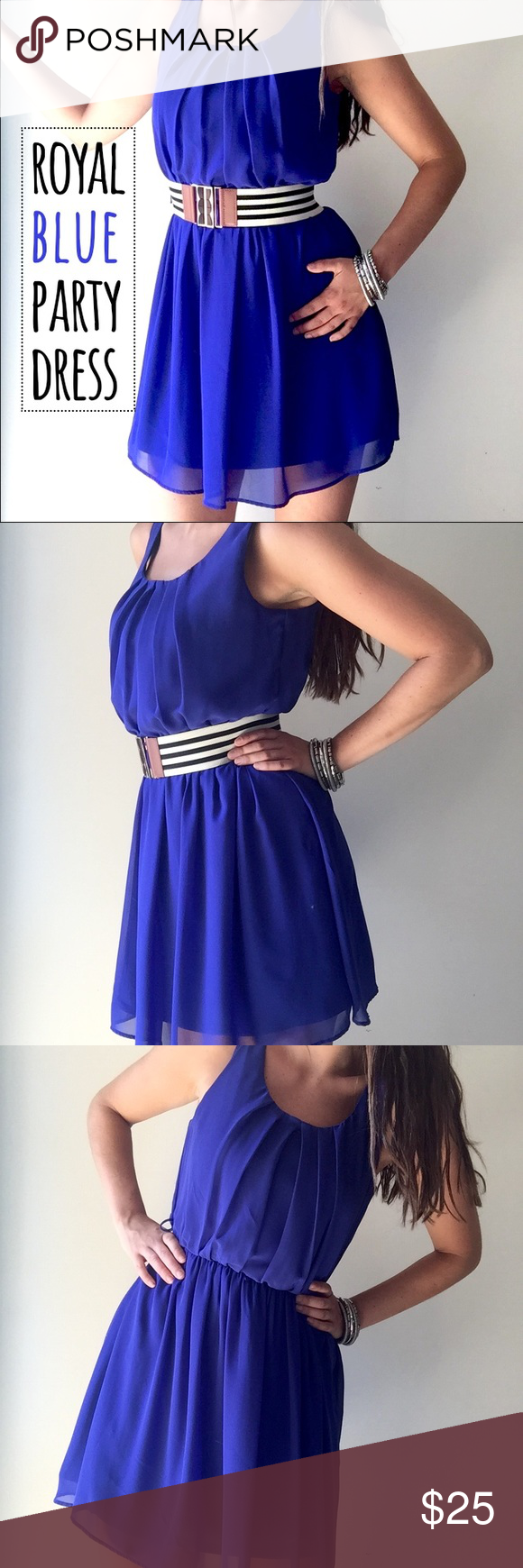 Royal Blue 👗 Cocktail Dress from Macy\'s