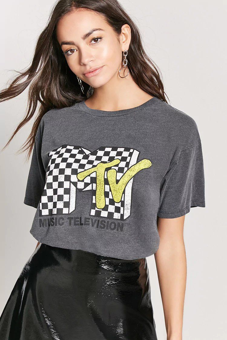 92c9d9b45 Product Name:MTV Graphic Tee, Category:top_blouses, Price:19.9 ...