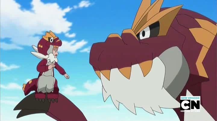 Pokemon Xy Tyrantrum Pokemon My Pokemon Digimon
