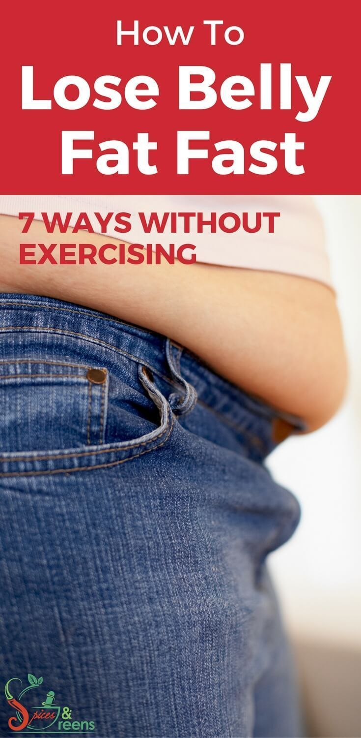 How To Get A Flat Belly: 7 Things You Must Know To Lose Belly Fat Quickly