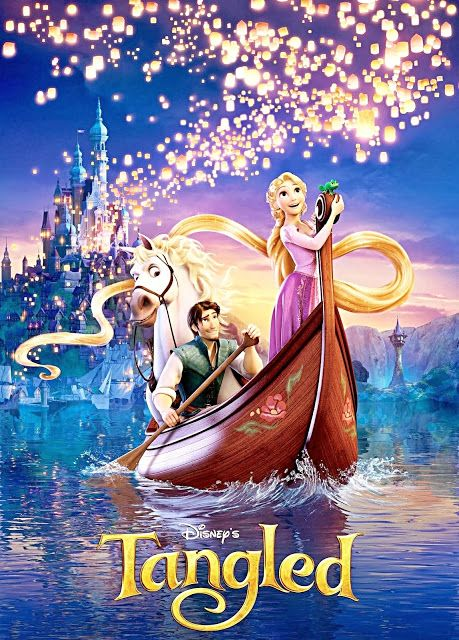 FREE DOWNLOAD HOLLYWOOD MOVIES: Free Download Tangled -HD-3D