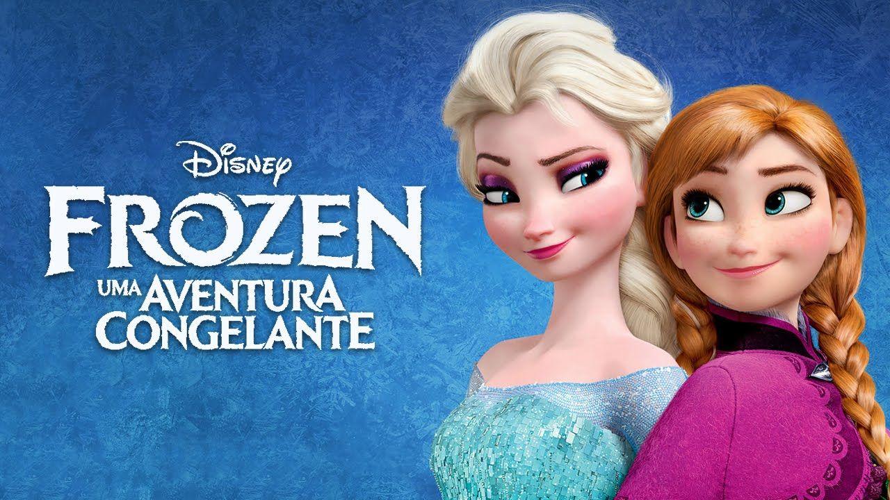 Frozen Filme Completo Dublado Em Portugues Filmes Completos Filmes Frozen Disney