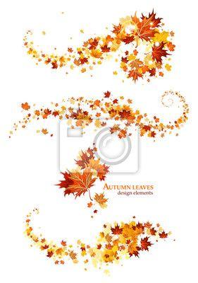 fall maple leaf - Google Search