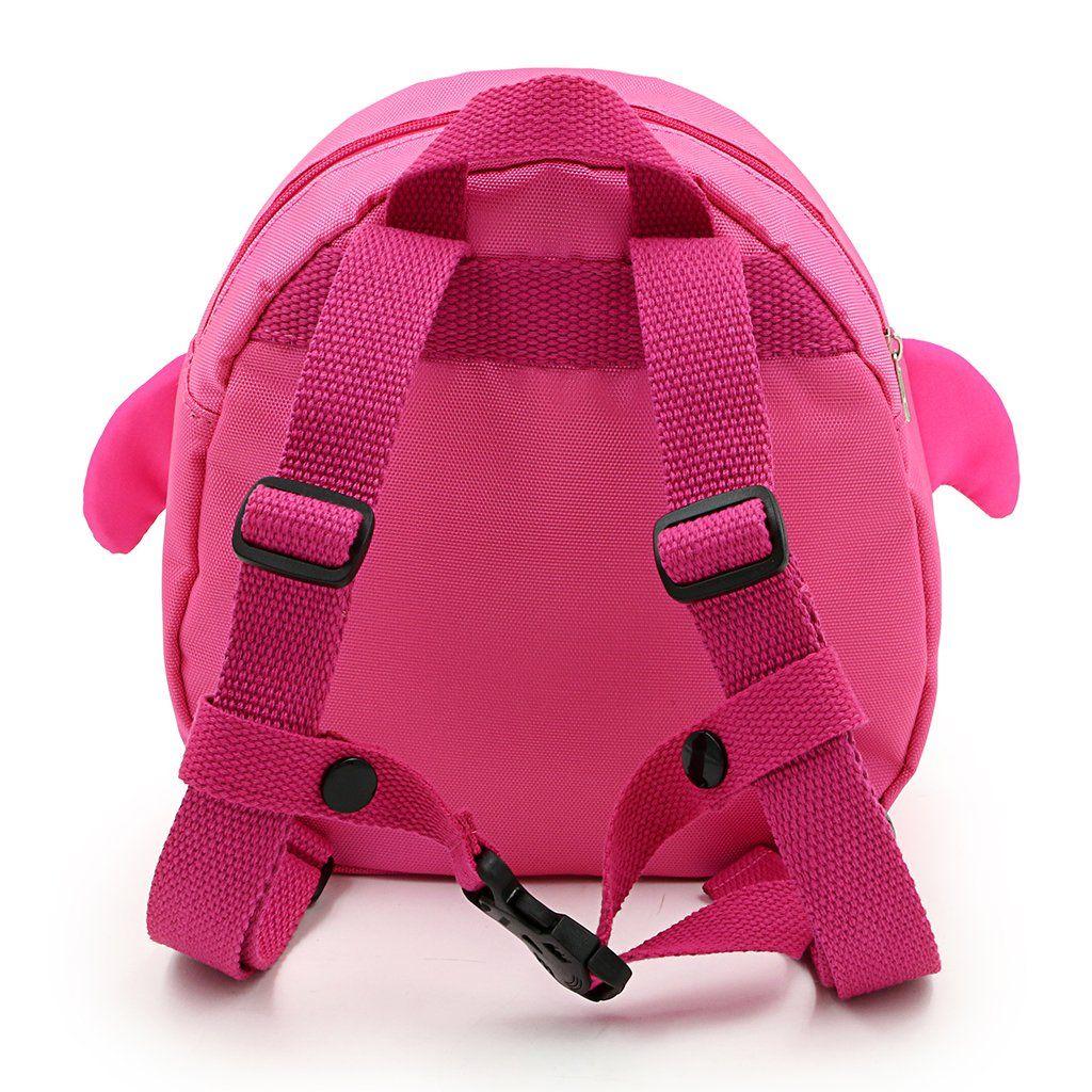 Hipiwe Baby Toddler Walking Safety Backpack Little Kid Boys Girls Antilost  Travel Bag Harness Reins Cute ae894a1587