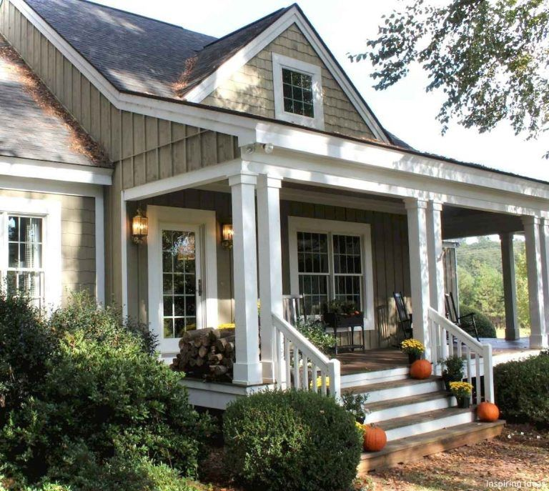 Small House Exterior Ideas: 60+ Beautiful Small Cottage House Exterior Ideas
