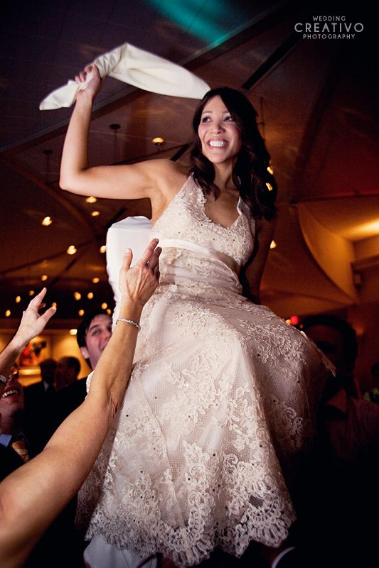 Hora Dance At Jewish Wedding Reception Typically Performed To The Music Of Hava Nagila Jewish Wedding Reception Jewish Wedding Jewish Wedding Traditions