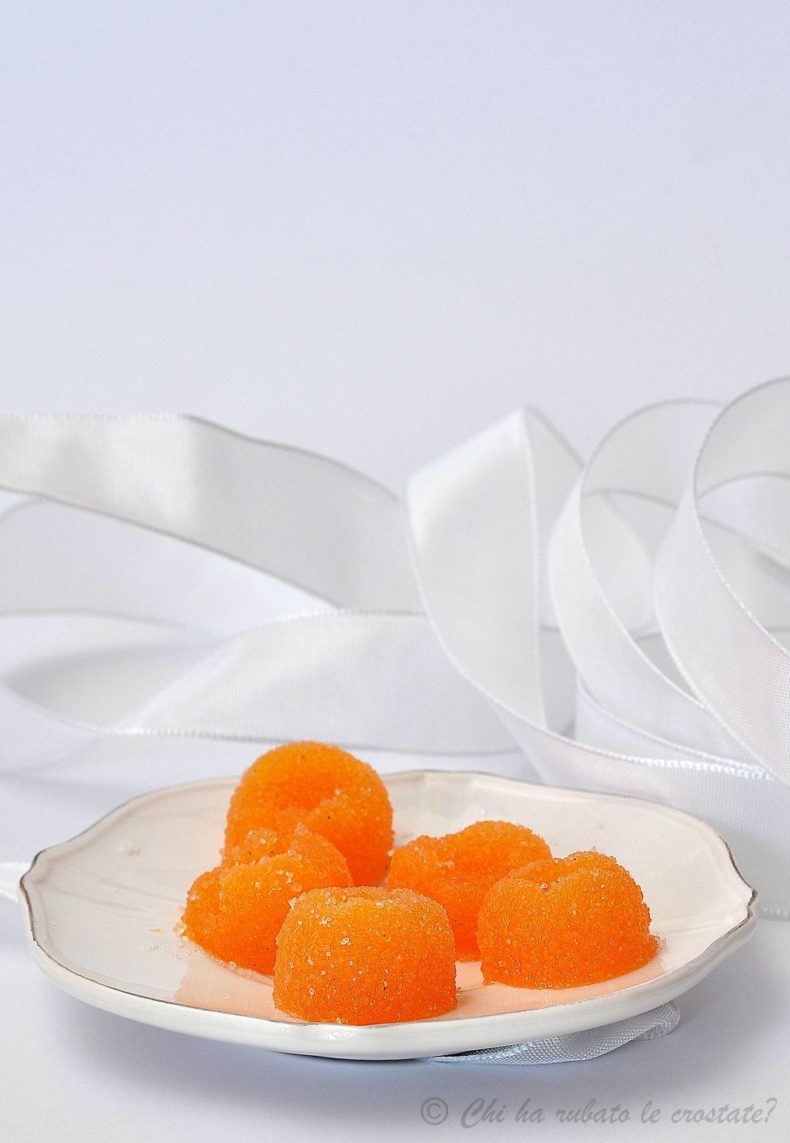 Chi ha rubato le crostate? : » Caramelle per la Befana? Gelèe al succo di clementine e miele… Homemade
