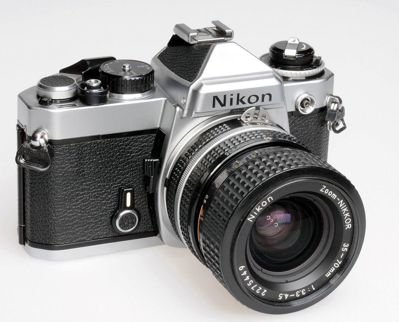Nikon fm series best 35mm film camera vintage cameras antique cameras old cameras