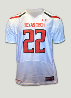 78130ba9a20 Under Armour Jersey  22. Red Raider Outfitters.