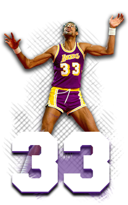 Retired Numbers The Official Site Of The Los Angeles Lakers Kareem Abdul Jabbar Lakers Los Angeles Lakers