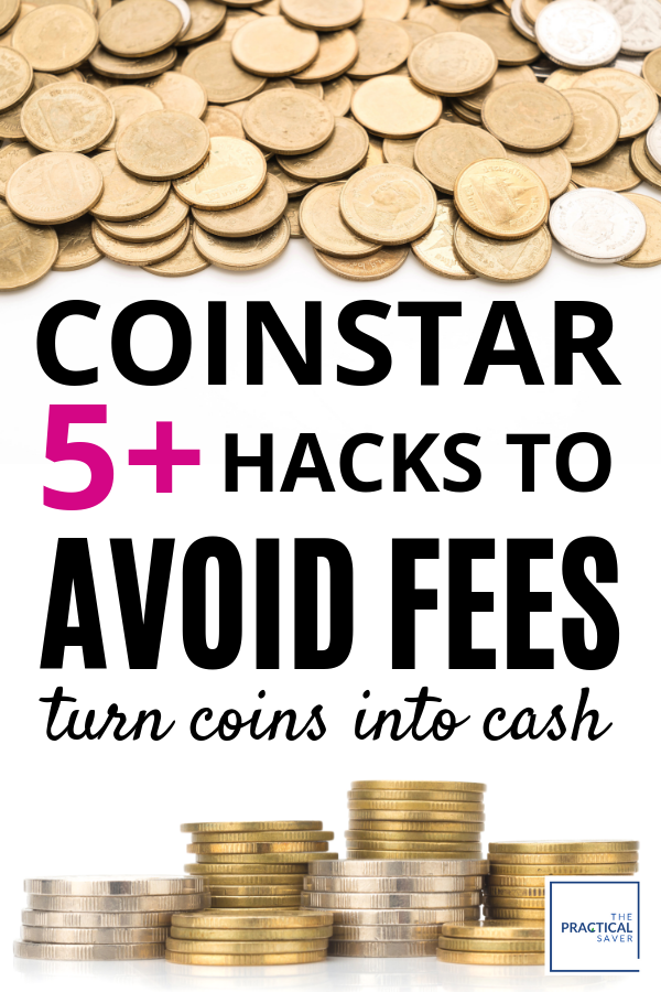 Coinstar Near Me 5 Money Hacks To Avoid The Fees Money Tips Save Money On Groceries Money Saving Tips