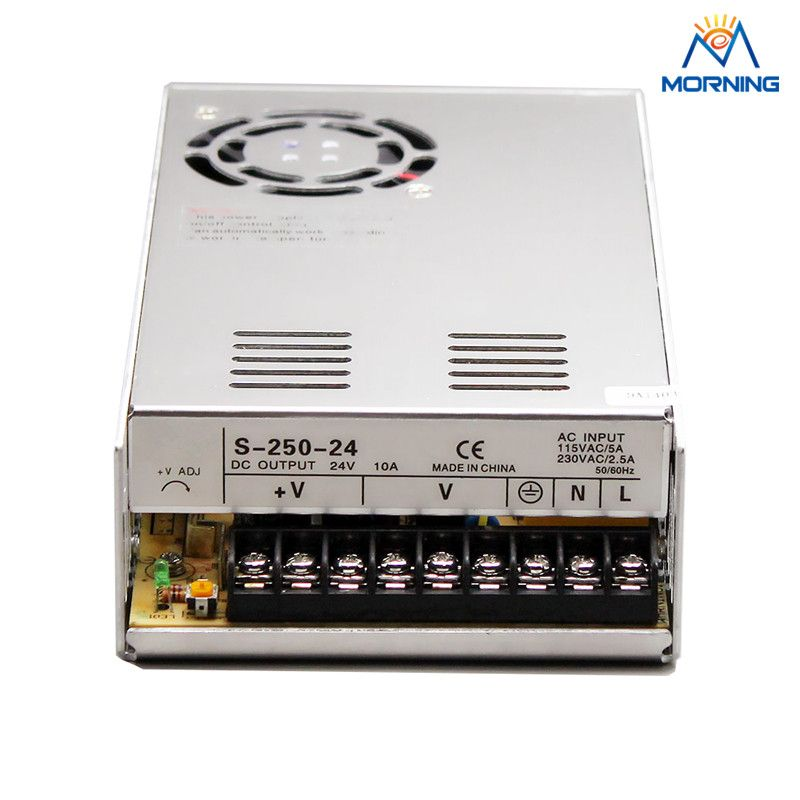 S 250 12 Cooling Fan 250w Energy Saving Switching Power Supply Save Energy Power Supply Cooling Fan