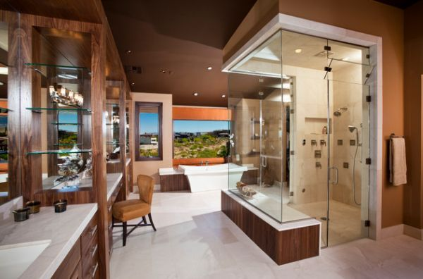 Good Steam Showers For Some Home Spa Like Luxury!