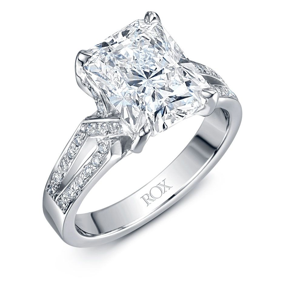 The ROX Guide To The Perfect Engagement Ring