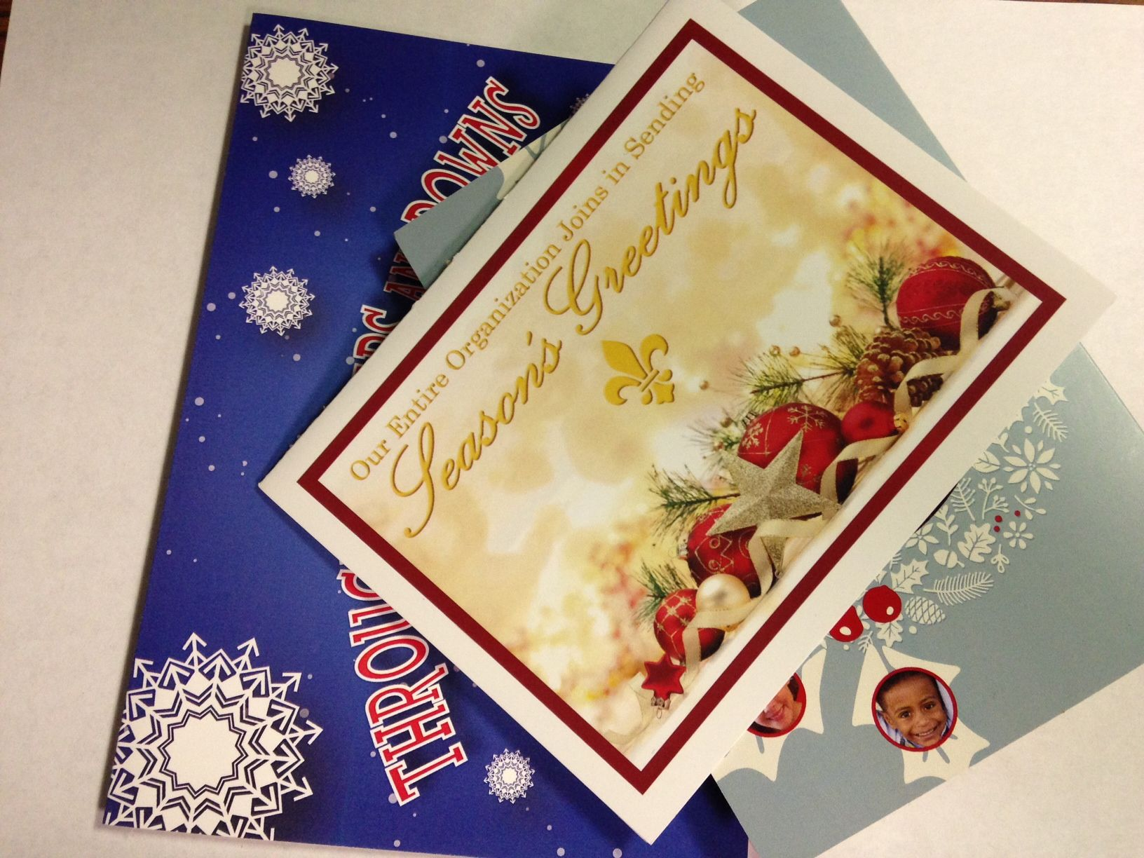 Recycle Your Holiday Greeting Cards And Envelopes Musical Cards