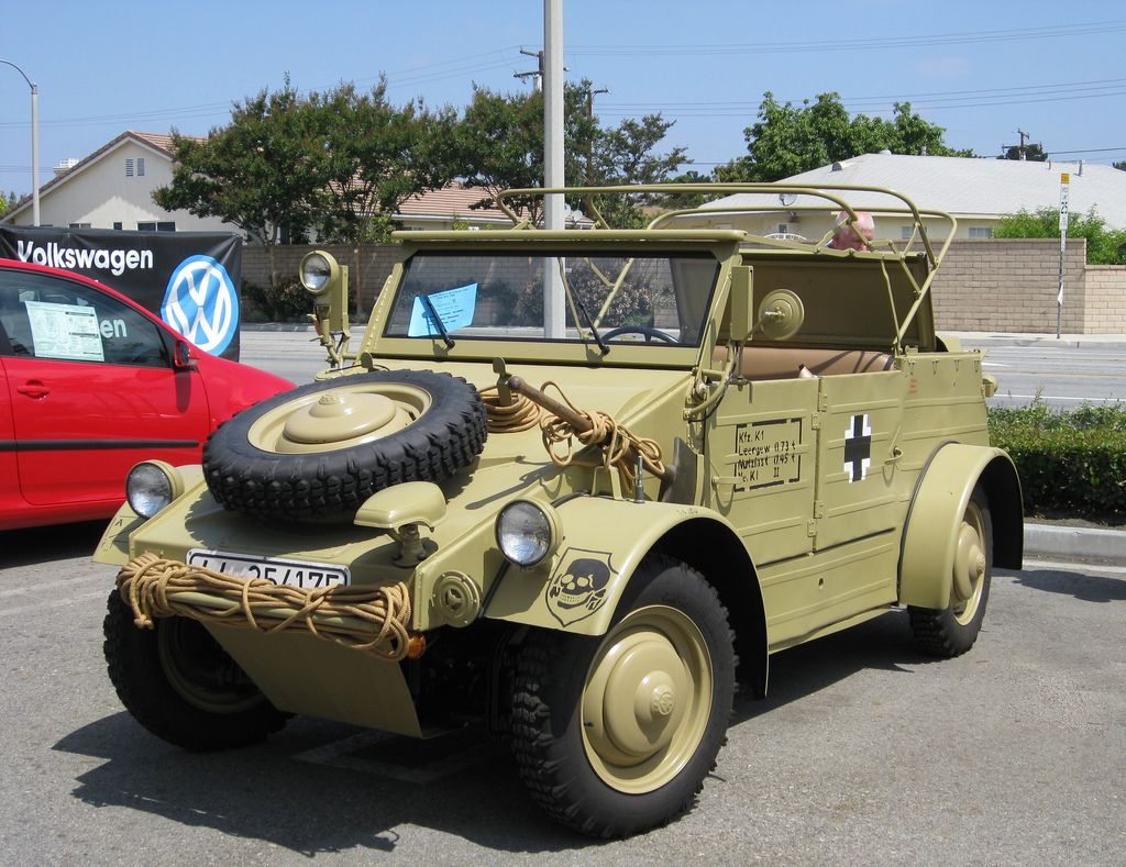 Ww2 Kubelwagen 1943 Volkswagen Cars Military Jeep