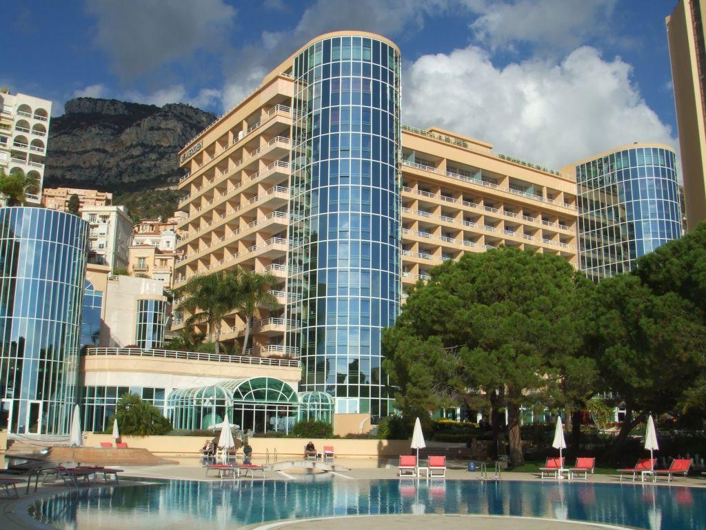 Le Meridian Hotel Resort Monte Carlo Monaco Beach And The French Riviera Sun