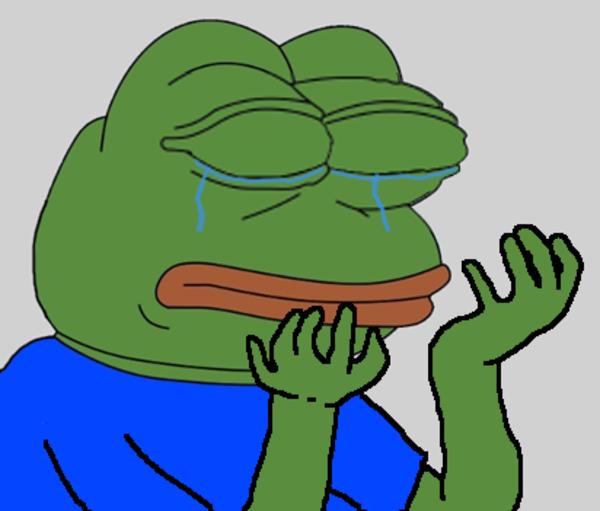 Know Your Meme Meme Database Crying meme, Frog