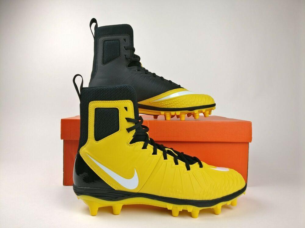 6c90f6886 Advertisement(eBay) Nike Zoom Force Savage Varsity TD High Football Cleats  Pick Color 880140710
