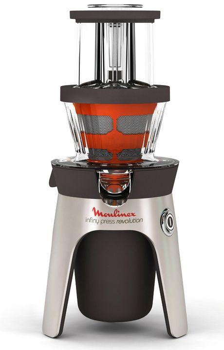 Moulinex fruit juicer infiny juice for