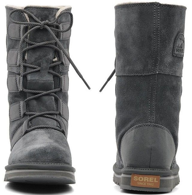 Sorel The Campus Lace 37 41 Buty Damskie Ocieplane 5721414989 Oficjalne Archiwum Allegro Boots Shoes Winter Boot