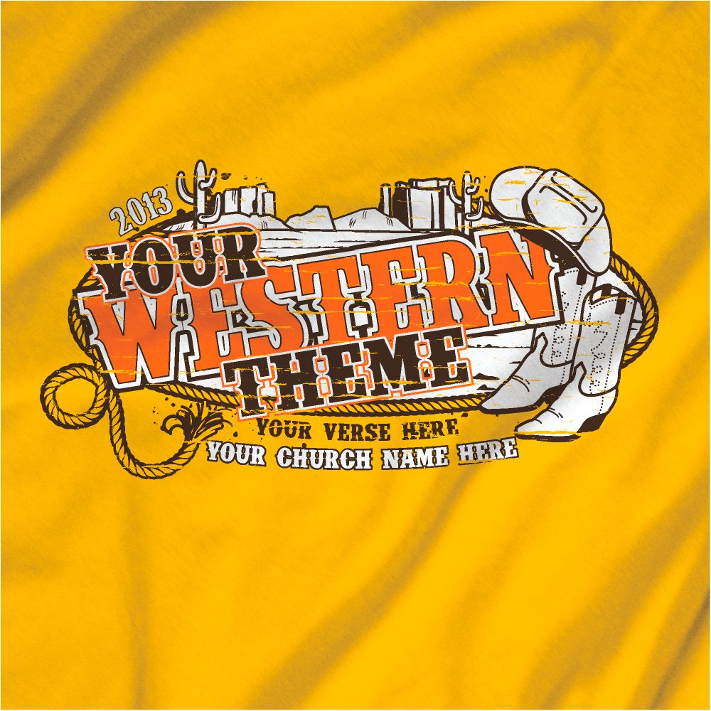western vbs 2013 t