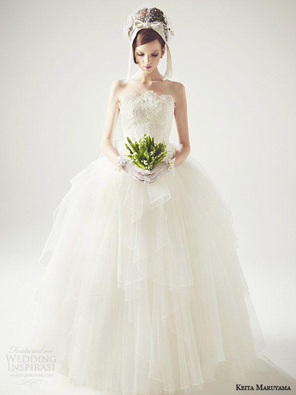 Keita Maruyama Wedding Dresses   Wedding Inspirasi