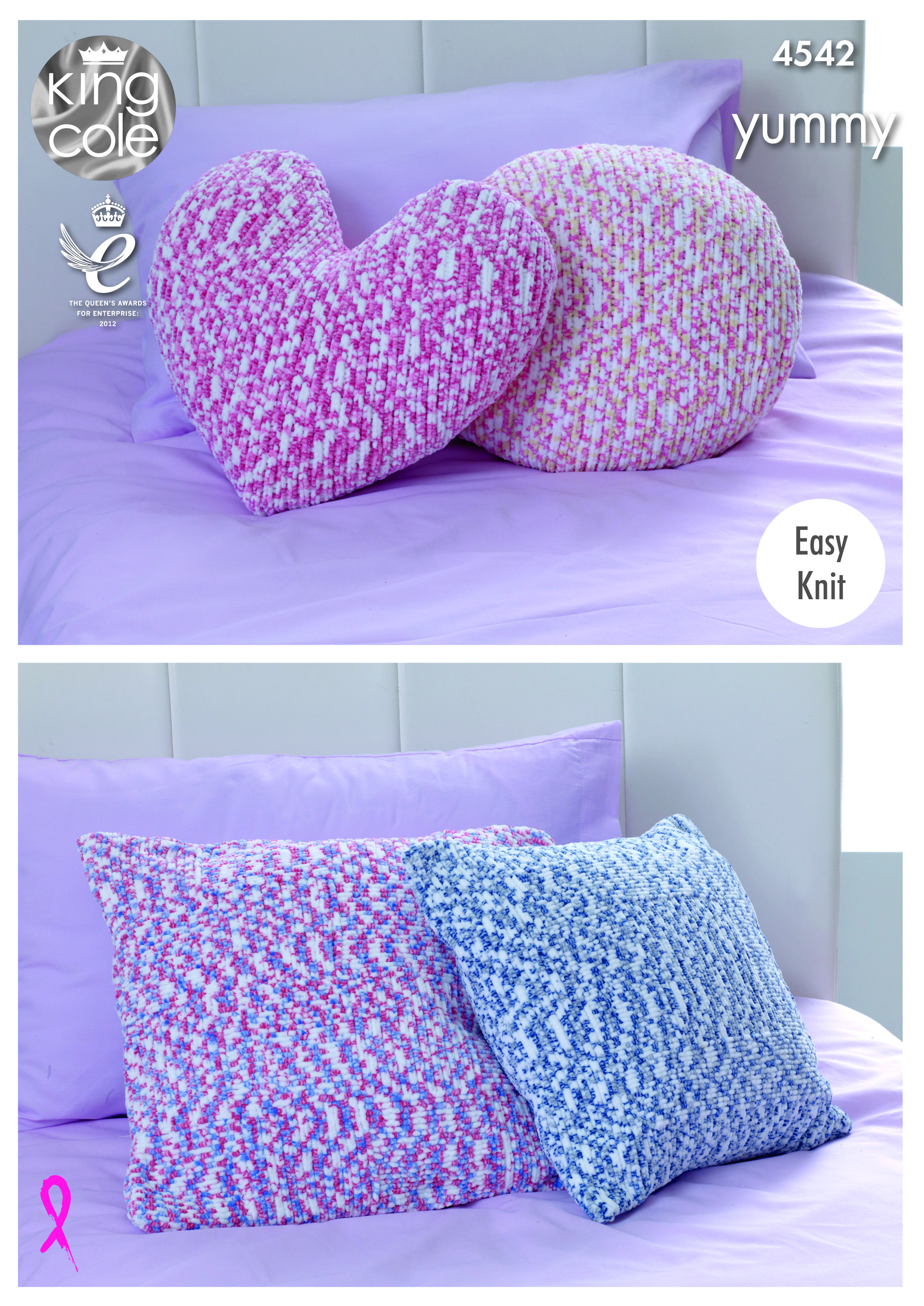 Knitted cushion covers love heart king cole homeware patterns knitted cushion covers love heart king cole bankloansurffo Image collections