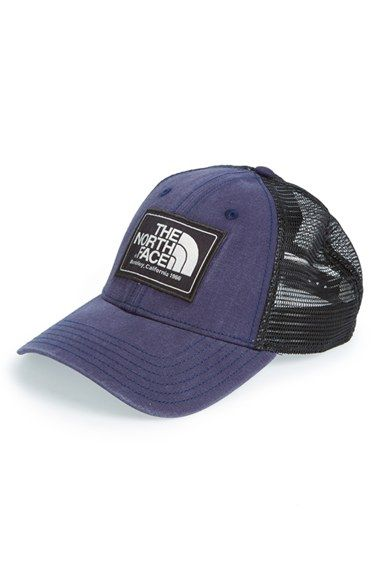 dc245b9e78d2e The North Face Men s  Mudder  Trucker Hat - Blue