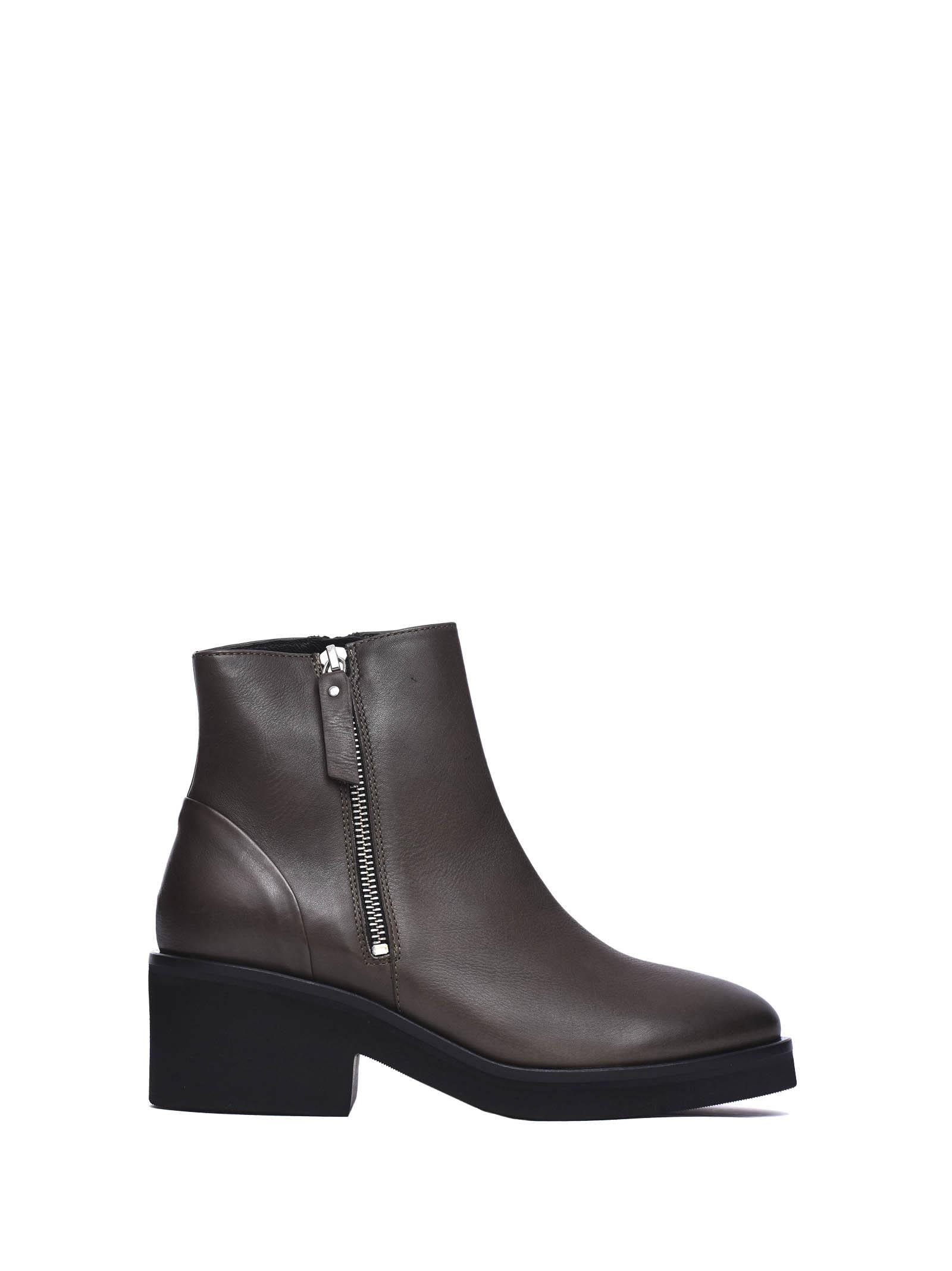 1ce6b263fbb VIC MATIE ANKLE BOOTS WITH SIDE ZIP.  vicmatie  shoes
