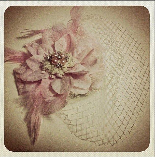 pudra vualet nikah şapkası gelinlik şapkası