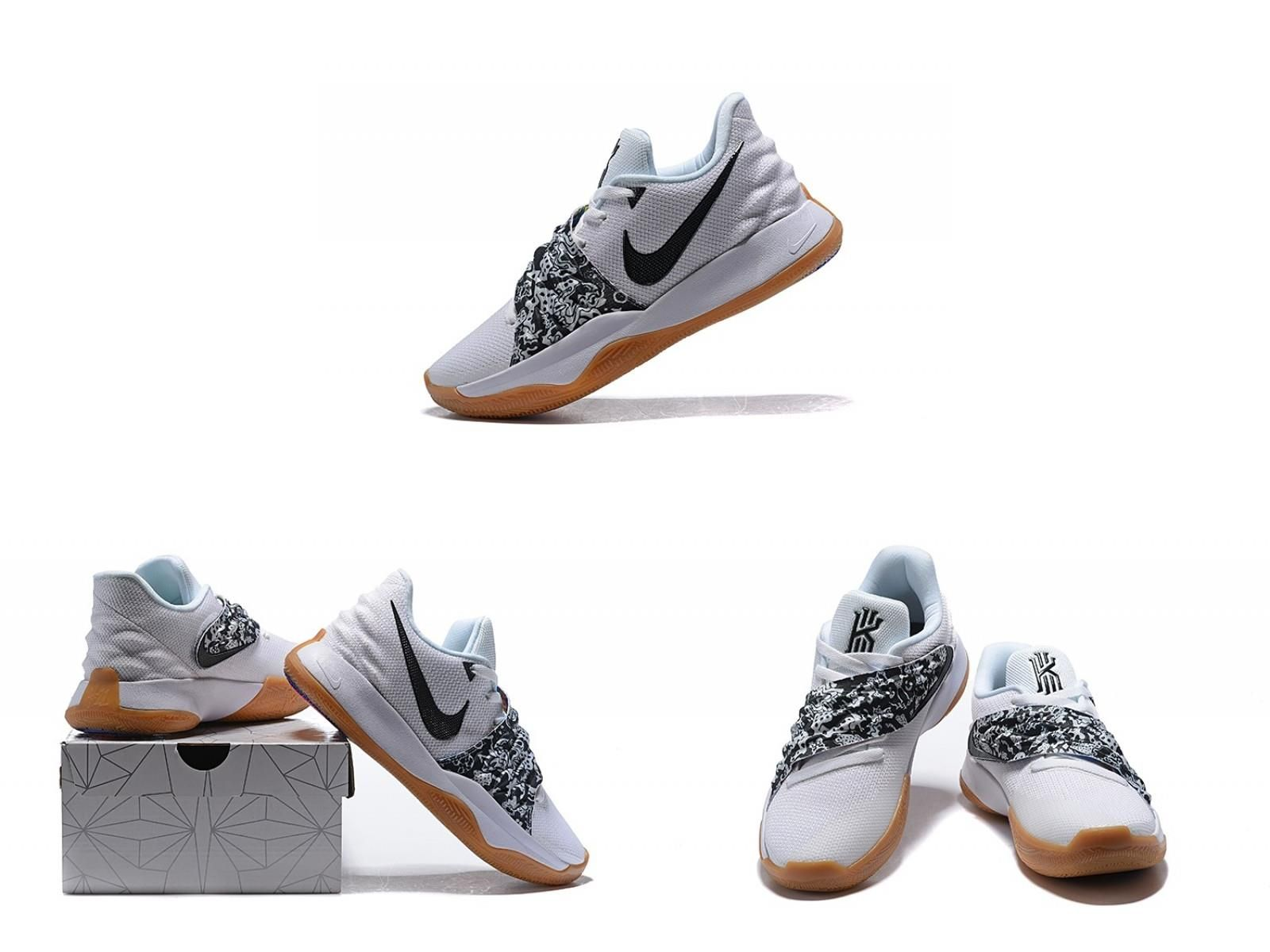 the nike Kyrie 4 Limited Edition Basketball Shoes For Men(Black)
