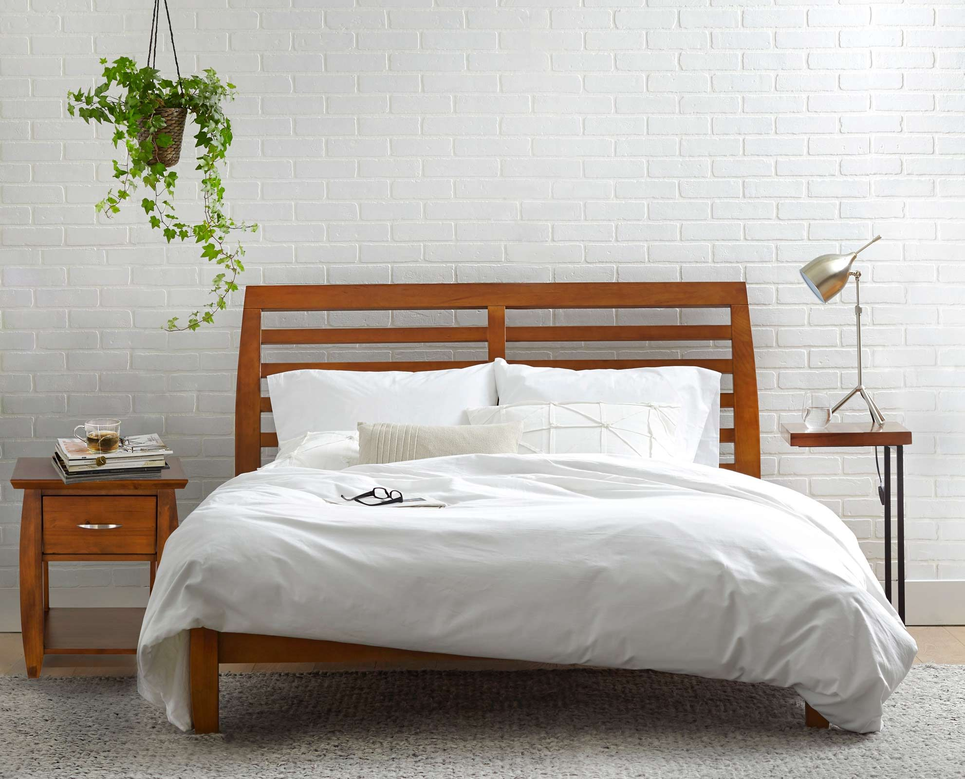 Scandinavian Designs Simple Clean Design Gives The Pasadena Collection A Crisp Contemporary Look Made Of N Bedroom Renovation Home Decor Bedroom Furniture
