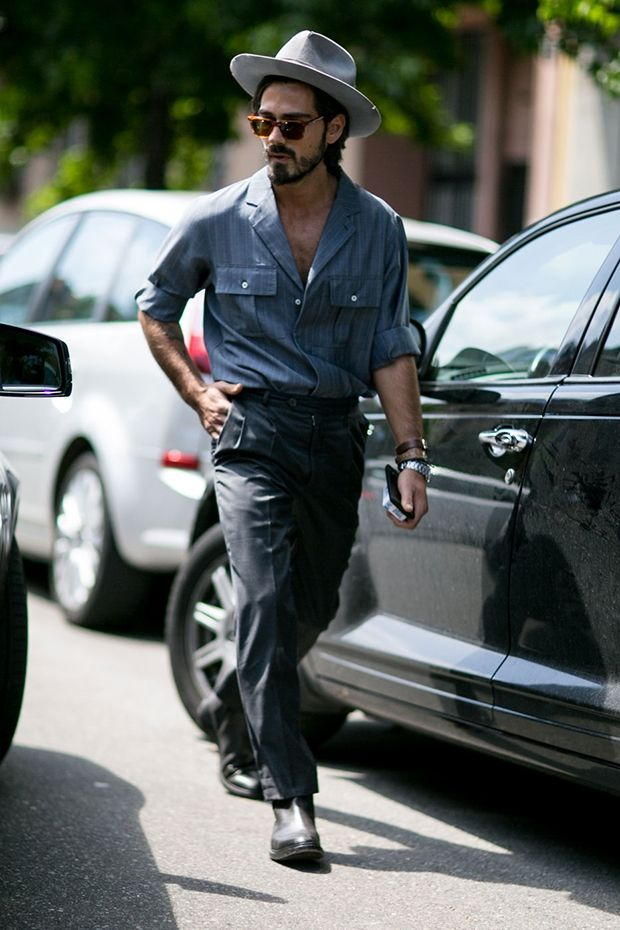 Best mens looks from Milan #BUNKHA