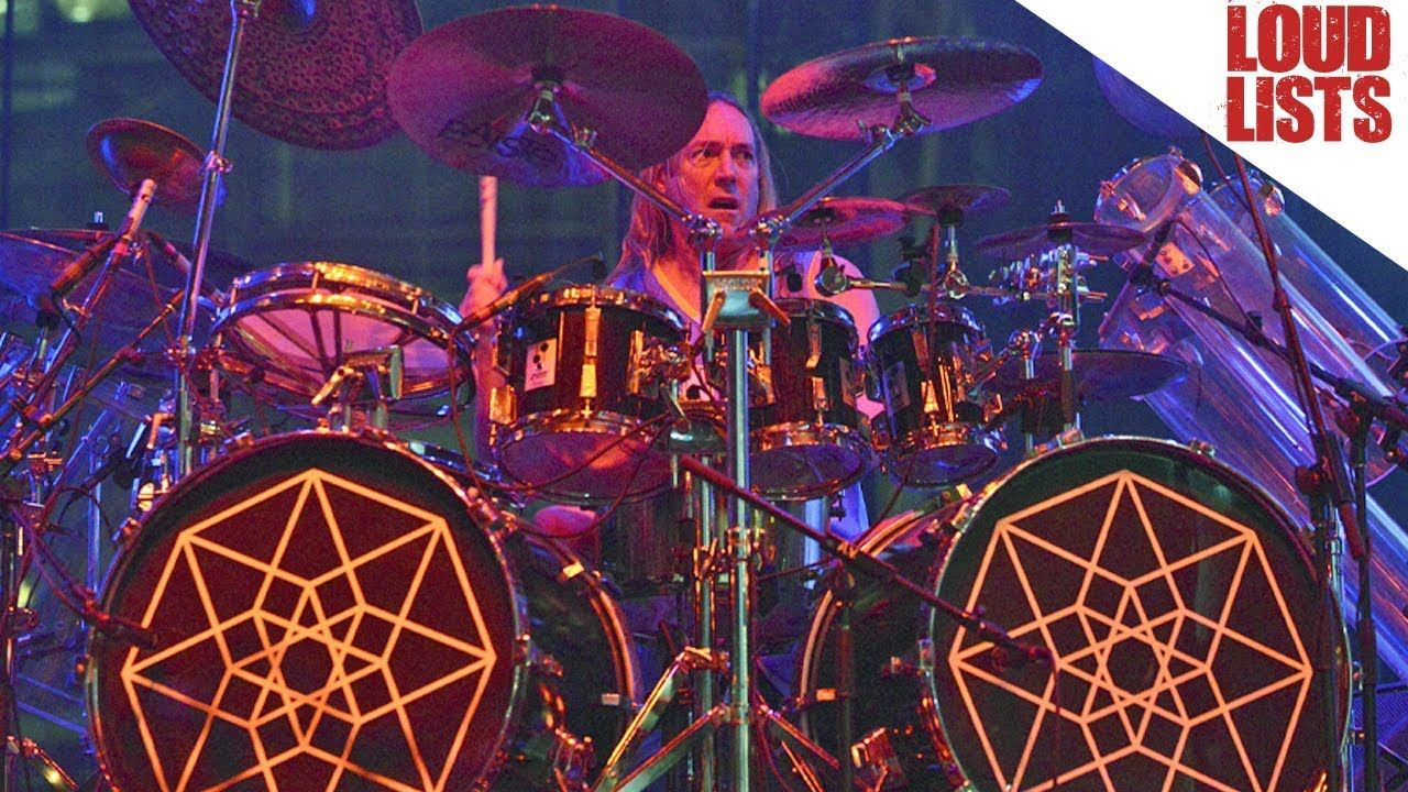 10 Times Danny Carey Was The Best Drummer On Earth Danny Carey