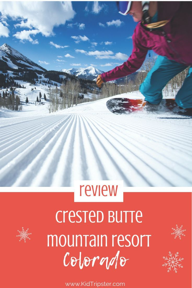 Crested Butte Mountain Resort, Colorado, Winter — KidTripster Considering a family ski trip? We r