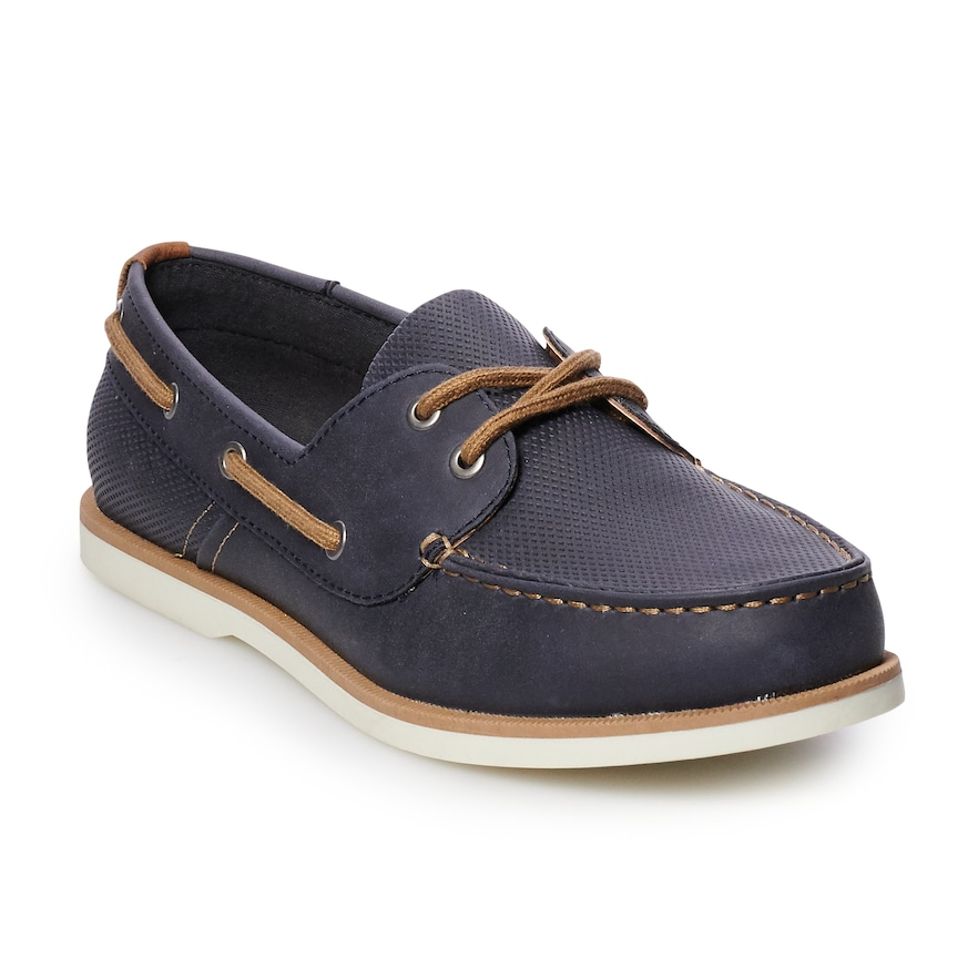 classic hot-selling cheap enjoy bottom price SONOMA Goods for Life™ Kutcher Men's Boat Shoes | Products ...