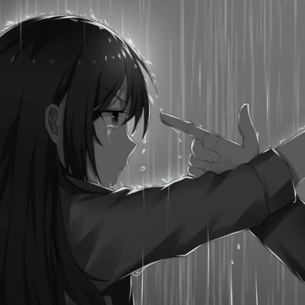 Anime girl sad ll XxBaby WolfxX - YouTube