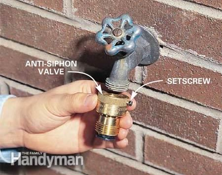 How to Install a Frost-Proof Outdoor Faucet | plumbing | Pinterest ...
