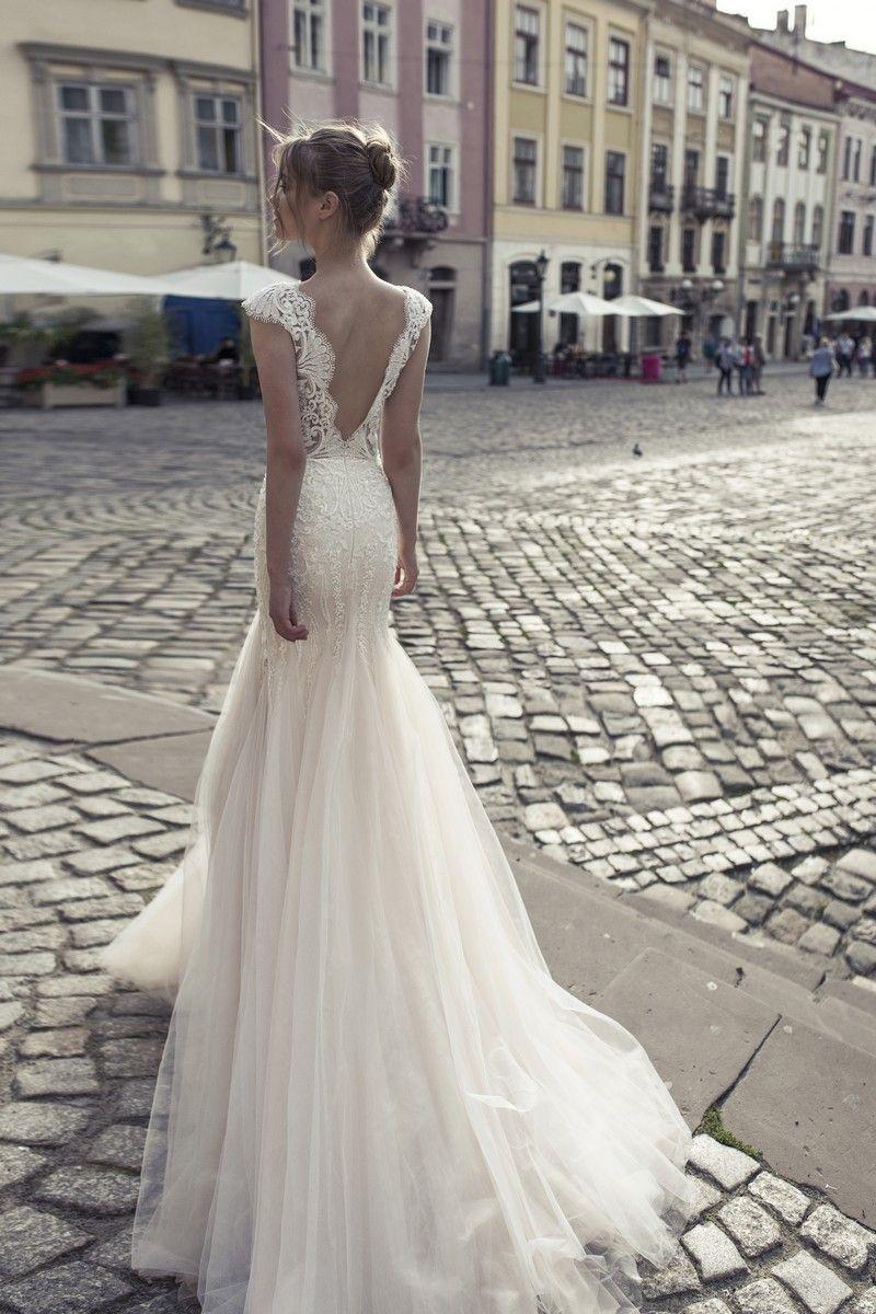 21 fabulous fishtail wedding dresses Wedding dresses